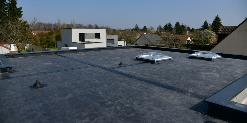 Orlando Commercial Roof EPDM
